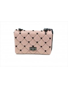Tracollina LA CARRIE BAG Chester Ecopelle | Light Pink