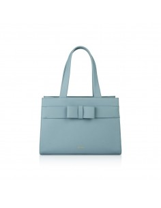 Shopper Elisa POMIKAKI - Sky Blue