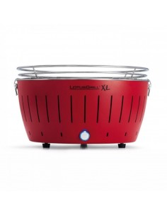 Lotus grill XL color rosso