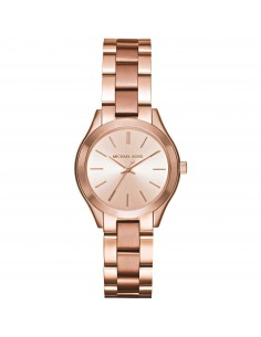 Michael Kors orologio donna Slim Runway. In acciaio inossidabile rose gold. Mk3513