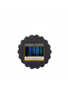 YANKEE CANDLE cera da fondere dreamy summer nights