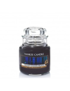 YANKEE CANDLE candela piccola dreamy summer nights