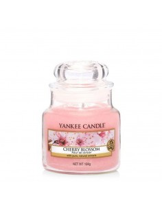 YANKEE CANDLE candela piccola cherry blossom