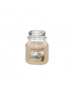 YANKEE CANDLE candela media warm cashmere