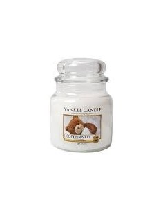 YANKEE CANDLE candela media soft blanket
