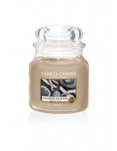 YANKEE CANDLE candela media seaside woods