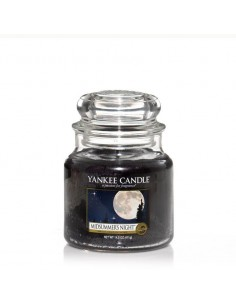 YANKEE CANDLE candela media midsummer night