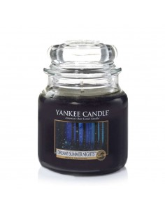 YANKEE CANDLE candela media dreamy summer nights