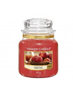 YANKEE CANDLE candela media ciderhouse