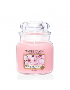 YANKEE CANDLE candela media cherry blossom
