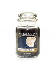 YANKEE CANDLE candela grande midsummer night