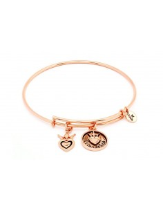 bracciale CHRYSALIS FRIENDS & FAMILY amicizia - rose gold