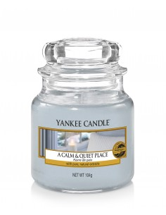 YANKEE CANDLE candela media A Calm & Quiet Place