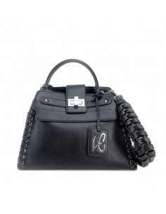 LA CARRIE BAG borsa shopping big black