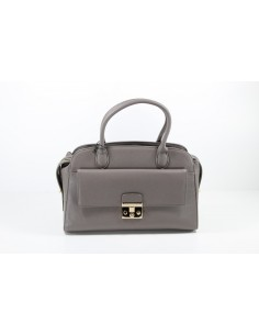Borsa POMIKAKI Molly, in ecopelle colore grey
