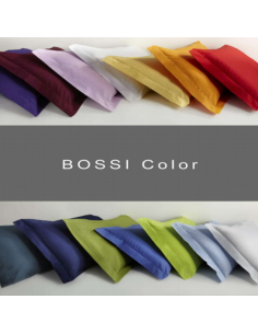Bossi casa Color federe due volani