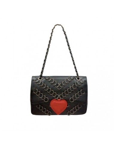 Mia Bag borsa due manici piercing heart